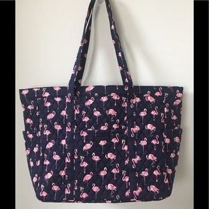 Vera Bradley get going tote FLAMINGO NEW